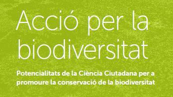 RECURS: GUIA CIÈNCIA CIUTADANA, NATURA URBANA I EDUCACIÓ AMBIENTAL