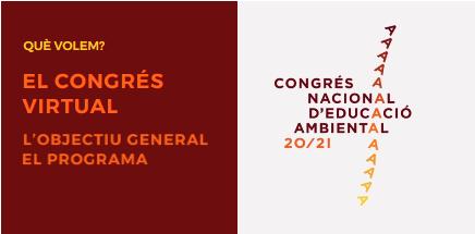 Sessió inaugural del Congrés Nacional d'Educació Ambiental 20-21