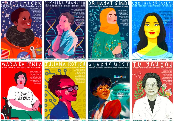 11 de febrer: Dia Internacional de les Dones i les Nenes en la Ciència