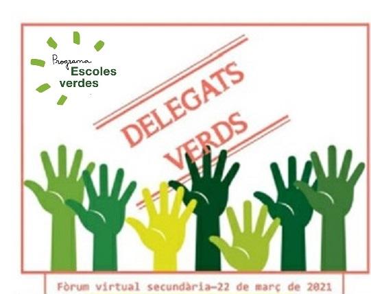 Trobada Ecodelegades i delegats verds d'EV d'educació secundària