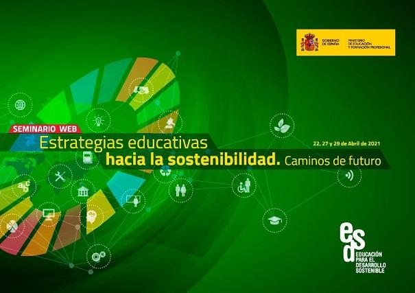 """Seminari """"Estrategias educativas hacia la sostenibilidad. Caminos de futuro"""""""